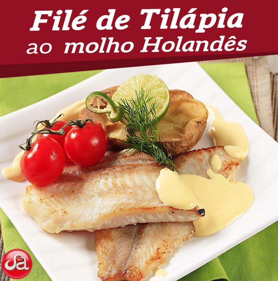 File-de-Tilapia-ao-Molho-Holandes