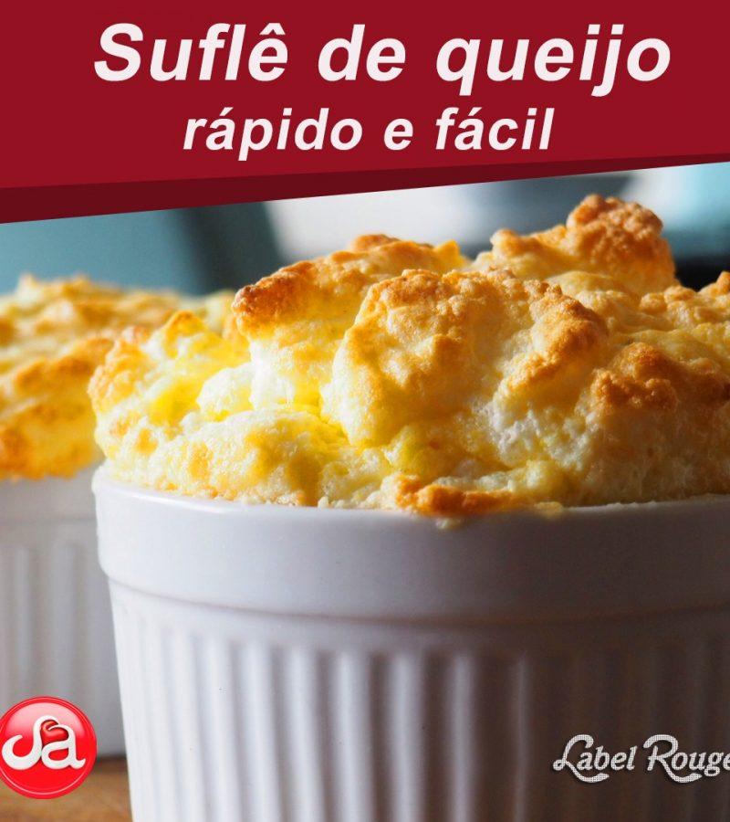 Sufle de queijo